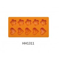 НН-1311 лёд цвет- сердечко
