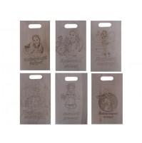 Доска деревянная сувенирная(ЗП)
