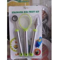 Набор ножей для фруктов