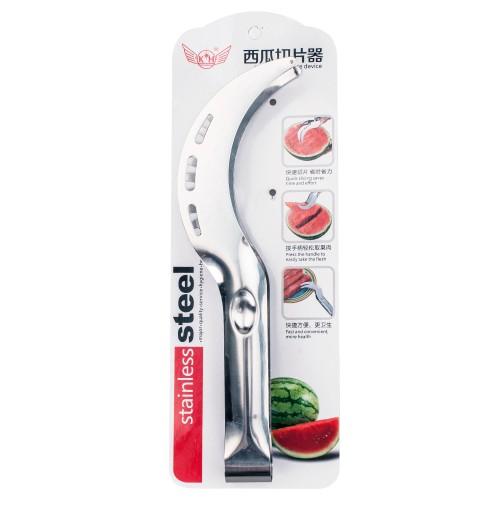 Нож-щипцы для арбуза металл