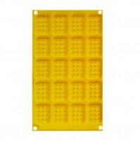 JSC2107 Форма (плитки шоколада 20шт)