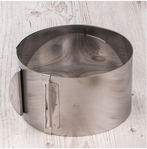 Форма (ЗП-18) для выпечки 15*10 разд.круг.