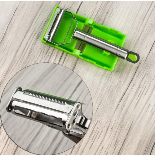 Экономка-нож метал. (пластиковом чехле)ЗП