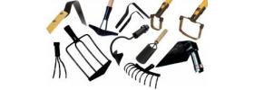 Лопаты, грабли, косы
