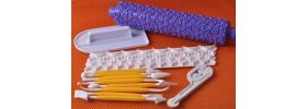 Инструменты для мастики